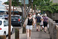 Walking in Lahaina